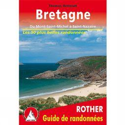 Rother Bretagne Guide 50T Mt-St-Michel À St-Nazaire 2016