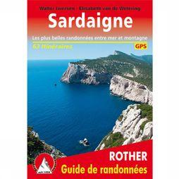 Rother Sardaigne Gps Guide 63 Itin. 2018