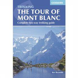 Reisboek Mont Blanc Tour complete two-way trekking guide