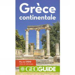 GEOGUIDE Grèce Continentale Geoguide 2016