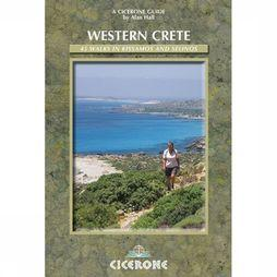 Cicerone Crete-Western-walking-guide OUT OF STOCK 2014