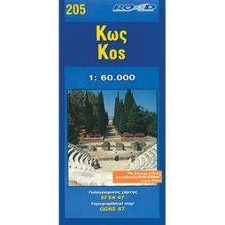 Road Editions Kos road ed. 2009