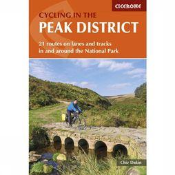 Cicerone Peak District cycling 21 routes in & around the Nat.Park 2017