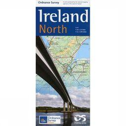 Ordnance Survey Ierland Noord holiday map 2011