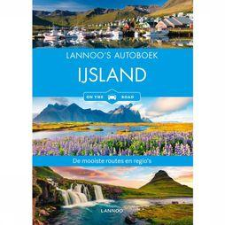 Lannoo Ijsland Autoboek - On The Road 2018