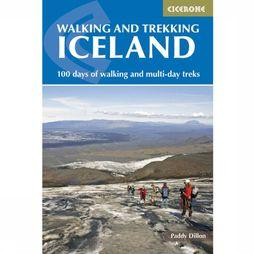 Reisboek Iceland walking & trekking in