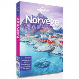 Lonely Planet Reisgids Norvège 2018