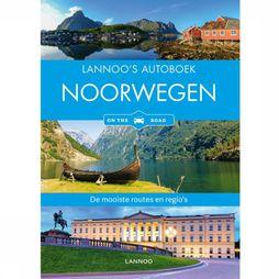 Lannoo Noorwegen Autoboek - On The Road 2016