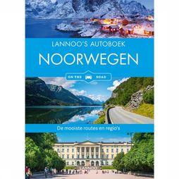 Lannoo Noorwegen Autoboek - On The Road 2019