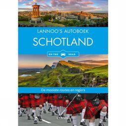 Lannoo Schotland Autoboek - On The Road 2019