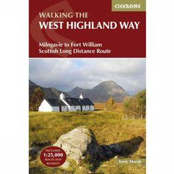Cicerone West Highland Way From Milngavie To Fort William 2019