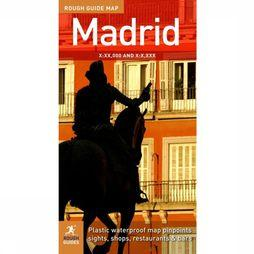 Rough Guides Madrid rough wp r/v (r) 2008