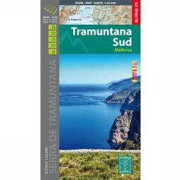 Alpina Editorial Mallorca - Tramuntana Sud Map&Hiking Guide 2018