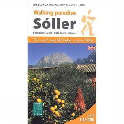 Editorial Alpina Soller - Mallorca Hiking Map & Guide - Mtb 2019
