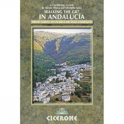 Reisboek Andalucia walking the GR7