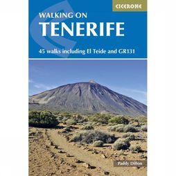 Reisboek Tenerife walking on 45 walks including El Teide & GR131