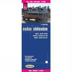 REISE KNOW-HOW Sudan & Zuid-Sudan Rkh R/V (R) Wp Gps 2013