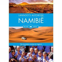 Lannoo Namibië Autoboek - On The Road 2019