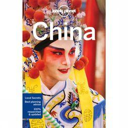Lonely Planet China 15 2017
