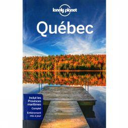 Lonely Planet Québec 8 2016