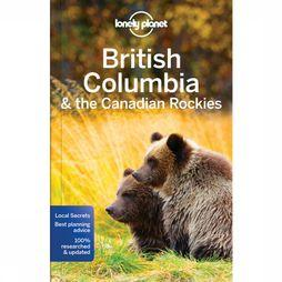 Lonely Planet British Columbia & The Canadian Rockies 6 2017