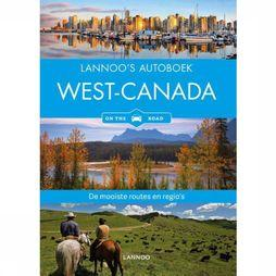 Lannoo Canada-West Autoboek - On The Road 2018