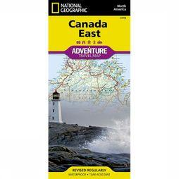 Guide de Voyage Canada Oost adv. ng r/v (r) wp