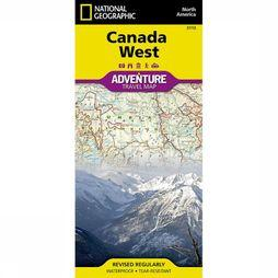 National Geographic Reisgids Canada West adv. ng r/v (r) wp 2013