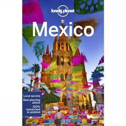 Lonely Planet Mexico 15 2018