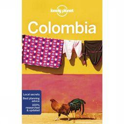 Lonely Planet Colombia 7 2018