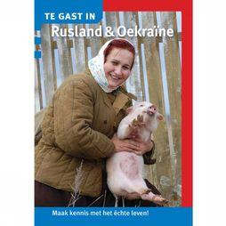 Te Gast In Travel Book Rusland & Oekraïne te gast in pocket 2013