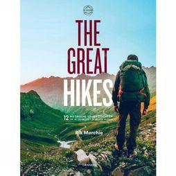 Lannoo The Great Hikes 12 Mythische Wandeltochten 2019