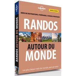Lonely Planet Randos Autour Du Monde 3 2017