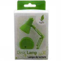 Reisboek Desk lamp groen kycio