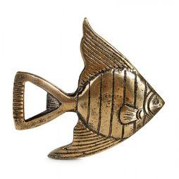 Yaya Home Servies Fish-Shaped Bottle Opener Brons