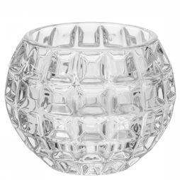 Yaya Home Kaars  Crystal Tealight Holder Geen kleur
