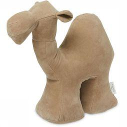 Yaya Home Decoratie Suede Look Camel - Large Lichtbruin