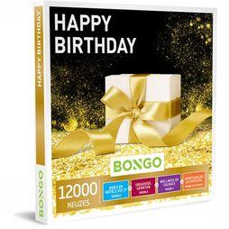 Bongo Bon Happy Birthday 49,90 Geen kleur