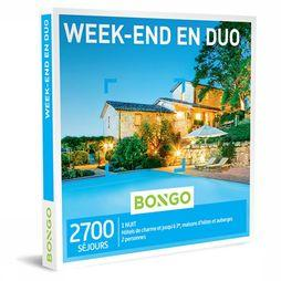 Bongo Bon Week-End En Duo Geen kleur