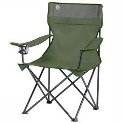 Coleman Standard Quad Chair mid green