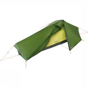 VAUDE Tent Lizard Gul 1p - Groen