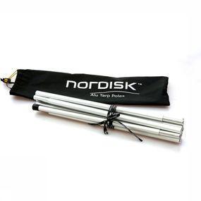 Nordisk Tarp Dac Poles (2pcs) - Grijs