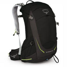 Osprey Dagrugzak Stratos 24 voor heren - Zwart