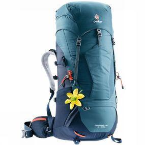 Deuter Tourpack Act Lite 45+10 Sl voor dames - Blauw
