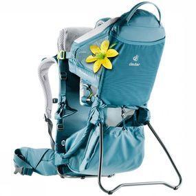 Deuter Babydrager Kid Comfort Active Sl voor dames - Blauw