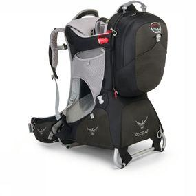 Osprey Babydrager Poco Ag Premium - Zwart