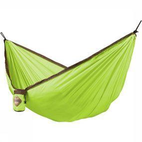 La Siesta Hangmat Travel Single - Groen
