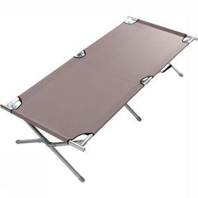 Veldbed Alu Camping Bed M