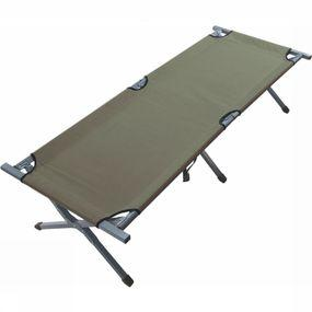 Grand Canyon Veldbed Alu Camping Extra Strong L - Kaki