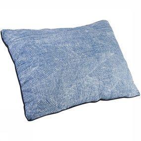 Nomad Kussen Travel Pillow - Blauw